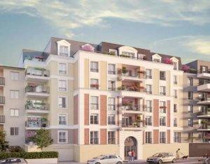 Achat / Vente appartement neuf Juvisy-sur-Orge à 4 minutes du RER (91260) - Réf. 4534