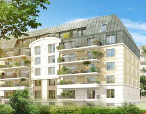 Achat / Vente appartement neuf Juvisy-sur-Orge à 5 min à pied du RER C et D (91260) - Réf. 5754