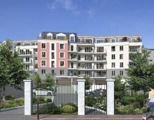 Investissement locatif : Appartement en loi Pinel  Juvisy-sur-Orge à 5 min à pied du RER C et D (91260) - Réf. 5346