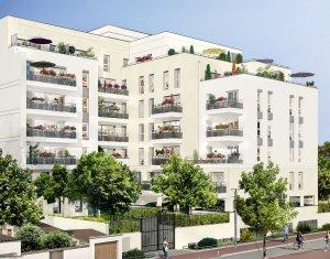 Achat / Vente appartement neuf Juvisy-sur-Orge à 500 mètres du centre-ville (91260) - Réf. 3225