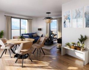 Investissement locatif : Appartement en loi Pinel  Juvisy-sur-Orge à proximité de la gare (91260) - Réf. 6226