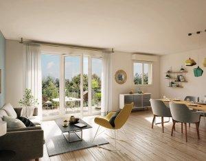 Achat / Vente appartement neuf Juvisy-sur-Orge face à l'Observatoire (91260) - Réf. 2213
