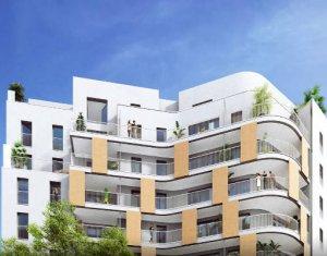 Achat / Vente appartement neuf Juvisy-sur-Orge proche gare RER (91260) - Réf. 3120