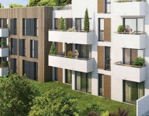 Achat / Vente appartement neuf Juziers proche écoles et commodités (78820) - Réf. 4024