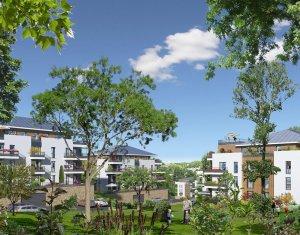 Investissement locatif : Appartement en loi Pinel  l'Etang-la-Ville au cœur de la forêt de Marly-le-Roi (78620) - Réf. 1688