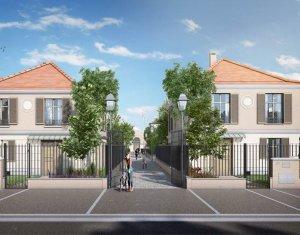 Investissement locatif : Appartement en loi Pinel  L'Isle-Adam proche centre-ville (95290) - Réf. 1771