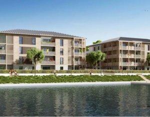 Achat / Vente appartement neuf L'Isle -Adam proche de la marina (95290) - Réf. 1354
