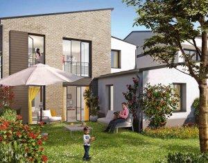 Investissement locatif : Appartement en loi Pinel  L'Isle Adam sur marina (95290) - Réf. 280