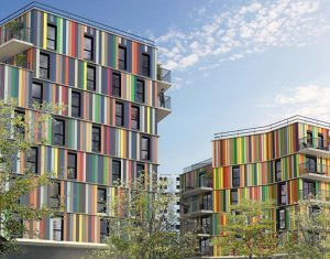Achat / Vente appartement neuf La Courneuve à 5km de Paris (93120) - Réf. 1000