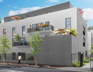 Achat / Vente appartement neuf La Courneuve à 7 min du tramway (93120) - Réf. 6138