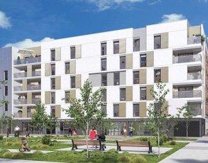 Achat / Vente appartement neuf La Courneuve proximité T1 (93120) - Réf. 598