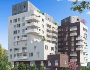 Achat / Vente appartement neuf La Courneuve quartier de la Tour (93120) - Réf. 3932