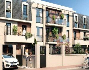 Investissement locatif : Appartement en loi Pinel  La Queue-en-Brie à deux pas du centre-ville (94510) - Réf. 4268