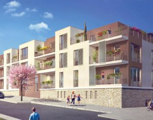 Achat / Vente appartement neuf La Ville-du-Bois proche centre-ville (91620) - Réf. 1284