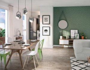 Achat / Vente appartement neuf Lagny-sur-Marne au cœur du Parc Saint-Jean (77400) - Réf. 3369