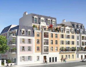 Achat / Vente appartement neuf Le Blanc-Mesnil à 1,2 km du RER B (93150) - Réf. 3206