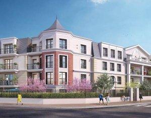Achat / Vente appartement neuf Le Blanc-Mesnil à 10 minutes du RER B (93150) - Réf. 4933