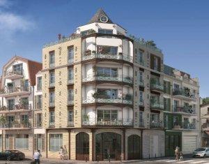 Investissement locatif : Appartement en loi Pinel  Le Blanc-Mesnil à 550 mètres du RER B (93150) - Réf. 4301