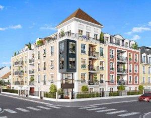 Achat / Vente appartement neuf Le Blanc-Mesnil à deux pas des commerces (93150) - Réf. 4363