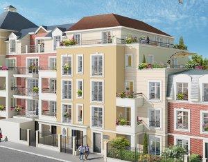 Investissement locatif : Appartement en loi Pinel  Le-Blanc-Mesnil à deux pas du lycée (93150) - Réf. 4118