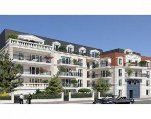 Achat / Vente appartement neuf Le Blanc-Mesnil centre-ville (93150) - Réf. 2704