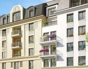 Achat / Vente appartement neuf Le Blanc-Mesnil Grand Paris : Au pied de la future ligne 17 et proximité écoles/commerces et base de loisirs (93150) - Réf. 2061