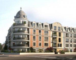 Achat / Vente appartement neuf Le Blanc-Mesnil proche commerces (93150) - Réf. 4483