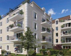 Investissement locatif : Appartement en loi Pinel  Le Blanc-Mesnil proche commerces et marché (93150) - Réf. 4537