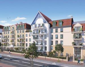 Achat / Vente appartement neuf Le Blanc-Mesnil proche commodités et écoles (93150) - Réf. 4001