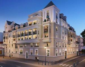 Achat / Vente appartement neuf Le Blanc-Mesnil proche des commodités (93150) - Réf. 2288
