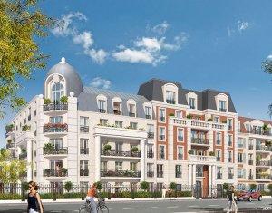 Achat / Vente appartement neuf Le Blanc-Mesnil proche du RER (93150) - Réf. 1064