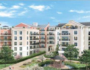 Achat / Vente appartement neuf Le Blanc-Mesnil proche futur métro ligne 17 (93150) - Réf. 3043