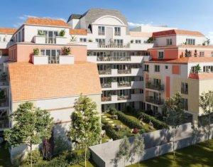 Achat / Vente appartement neuf Le Blanc-Mesnil proche gare du RER B (93150) - Réf. 5572