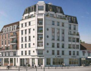 Investissement locatif : Appartement en loi Pinel  Le Blanc-Mesnil proche musée de l'Air (93150) - Réf. 5793