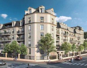Achat / Vente appartement neuf Le Blanc-Mesnil proche Place de la Libération (93150) - Réf. 6198