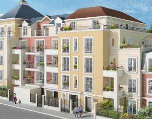 Investissement locatif : Appartement en loi Pinel  Le Blanc-Mesnil proche quartier de la gare (93150) - Réf. 2518