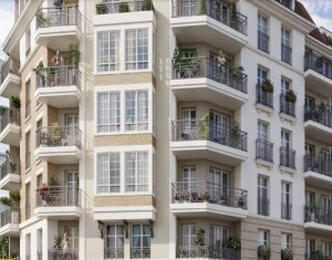 Achat / Vente appartement neuf Le Blanc-Mesnil proche RER B (93150) - Réf. 3274