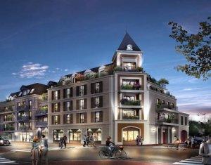 Investissement locatif : Appartement en loi Pinel  Le Blanc-Mesnil secteur de la Muette (93150) - Réf. 5911