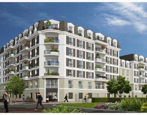 Achat / Vente appartement neuf Le Blanc-Mesnil secteur pavillonnaire (93150) - Réf. 2039