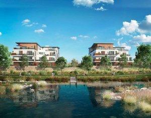 Achat / Vente appartement neuf Le Bois-d'Arcy quartier de la Croix Bonnet (78390) - Réf. 2568