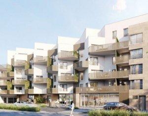 Achat / Vente appartement neuf Le Bourget à 100m du RER B (93350) - Réf. 5490