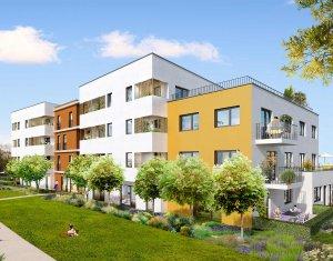 Achat / Vente appartement neuf Le Bourget cœur de ville à 6km de Paris (93350) - Réf. 1941