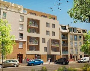 Achat / Vente appartement neuf Le Bourget proche des commodités (93350) - Réf. 272