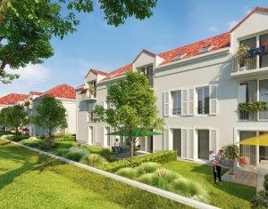 Achat / Vente appartement neuf Le Bourget proche square Charles de Gaulle (93350) - Réf. 5434