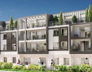 Achat / Vente appartement neuf Le Chesnay proche centre-ville (78150) - Réf. 2077