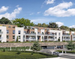 Achat / Vente appartement neuf Le Mesnil-le-Roi à 20 m de la Mairie (78600) - Réf. 6031