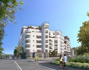 Achat / Vente appartement neuf Le Perreux-sur-Marne proche centre (94170) - Réf. 2063