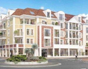 Achat / Vente appartement neuf Le Plessis-Bouchard à deux pas du parc Yves Carric (95130) - Réf. 3996