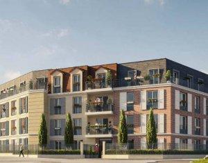 Achat / Vente appartement neuf Le Plessis-Bouchard en coeur de ville (95130) (95130) - Réf. 4611