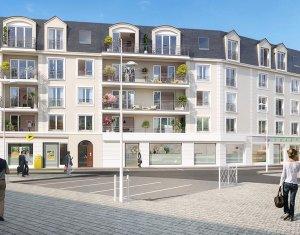 Achat / Vente appartement neuf Le Plessis Bouchard proche centre-ville (95130) - Réf. 2895